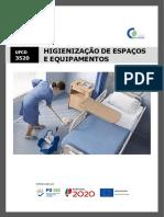 Manual Formação - Higienização de espaços e equipamentos_Versão Final