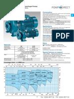 Calpeda Water Pump