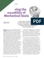 Mechanical Seals Reliability TQ-PJN