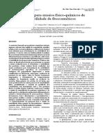 Protocolo Para Ensaios Físico-químicos de Fitocosméticos