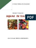 71427853 Proiect Tematic Legume de Toamna
