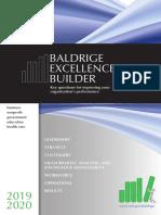 Baldrige Excellence Builder