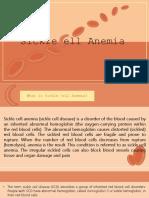 Bio Sickle Cell Anemia