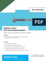 Fixfast DF12 H15 Datasheet
