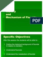 History of Fluoridation