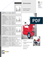 Dry Shotcrete Machine Brochure