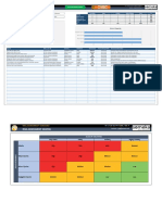 Risk Assessment Template Someka V1F