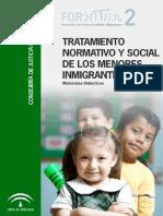 Tratamiento Normativo y Social Menores Inmigrantes