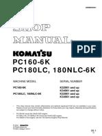 PC160-6K