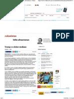 Eleitor Mediano - Colunas