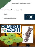 Geo Censos 2011