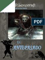 El Antepasado - h.p.lovecraft