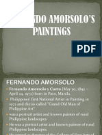 Fernando Amorsolos Paintings 1