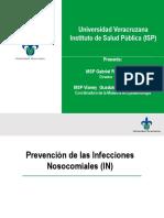 Prevencion de Infecciones Nosocomiales