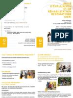 Unité Evaluation Rehabitation Respiratoire CHR Orleans