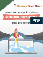 Dinero Diario Drop Shipping Guia