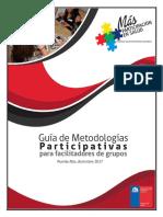 Guía de Metodologías Participativas Para Facilitadores de Grupos