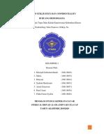 Tugas Prinsip Etik Di Ruang Hd (Justice & Confidentiality)