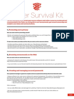 Softwares and Tools - Cyber Survival Kit