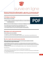 Logiciels et Outils - Kit de survie en ligne