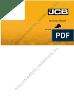 Manual Minicargadora Jcb Mod.135