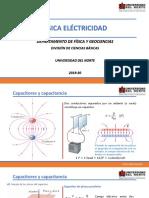 Capacitores física Electricidad