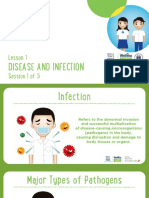 GR08 L01 Disease and Infection Session 1 PowerPoint