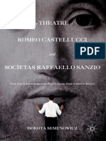 Dorota Semenowicz auth-The Theatre of Romeo Castellucci and Socìetas Raffaello Sanzio_ From Icon to Iconoclasm From Word to Image From Symbol to Allegory-Palgrave Macmillan US 2016