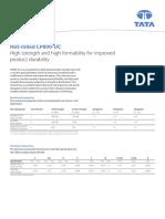 HR CP800-UC - Data Sheet