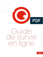 WATCH OUT - Guide de Survie en Ligne - FIDH