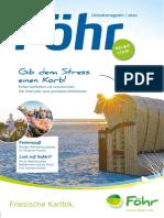 Föhr Urlaubsmagazin 2020