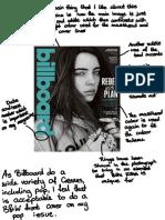 Billboard Cover Analysis
