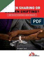 MSF HIVandTB Report en Oct2019