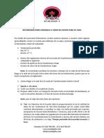 RECOMENDACIONES GENERALES A TENER EN CUENTA PARA SU VIAJE.pdf