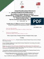 Ucc 1 Financing Statement Central Amexem Tegna Inc. Macn-r00000221