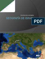 2. Geografía de Israel