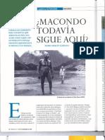 Cine colombiano contemporáneo. Macondo todavía sigue aquí