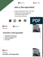 1 Legislación en Inclusión Para PCDI ACPM