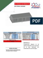 FICHA TECNICA DE BOVEDILLA 15 X 25 X 63.pdf