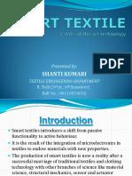 Smart Textile