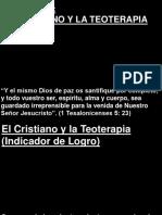 23 Lección Nº 23, El Cristiano y la Teoterapia.ppt