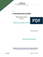 Economie de La Sante