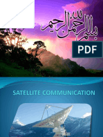 Satellite Communication lecture