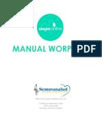 Manual Wordpres Semovasalud