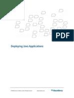 Deploying Java Applications