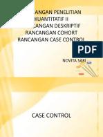 Rancangan Penelitian Kuantitatif II