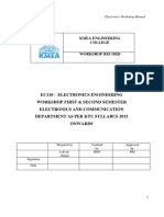 Electronics Workshop Manual(2)