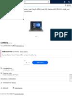HP 15 Graphite Mist Laptop 15.6_ Touchscreen , Intel Core i5-8250U, Intel UHD Graphics 620, 1TB HDD + 16GB Intel Optane memory, 4GB SDRAM, DVD, 15-da0053wm - Walmart.com