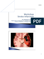 Workshop Stroke Infarction1.Pptx