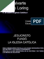 01600038 La Iglesia Catolica II